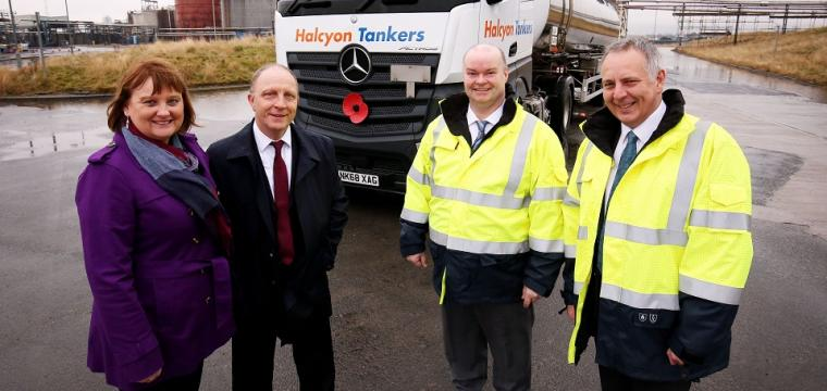 Halcyon Tankers